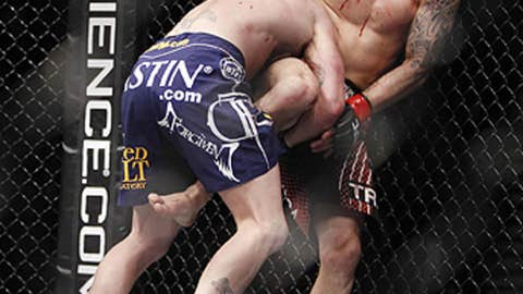 UFC 125: Edgar vs Maynard
