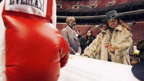 Joe Frazier: January 12, 1944 – November 7, 2011