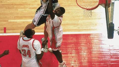 Duke, 1990 title game