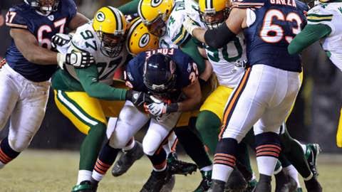 NFL: Packers vs. Bears