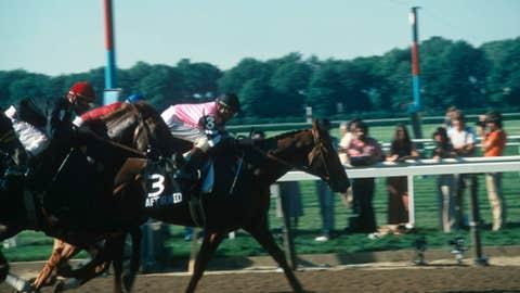 Horse racing: Affirmed vs. Alydar