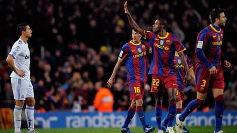 Soccer: Real Madrid vs. Barcelona
