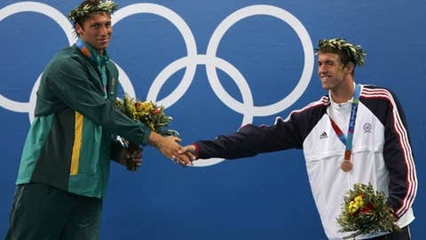Swimming: Thorpe vs. Phelps