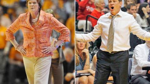 Women's basketball: Tennessee vs. UConn