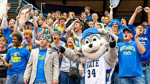 Best mascot: South Dakota State Jackrabbits