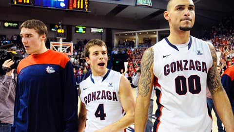 Best mid-majors pick: Gonzaga