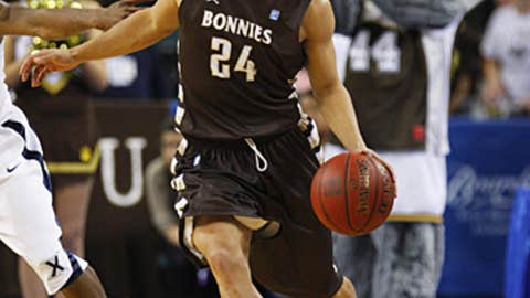 "Best ""Where is that?"" pick: St. Bonaventure"