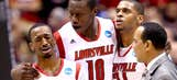 Kevin Ware suffers devastating leg injury during Louisville's win over Duke