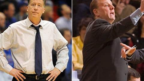 San Jose State: George Nessman (left) out; Dave Wojcik in