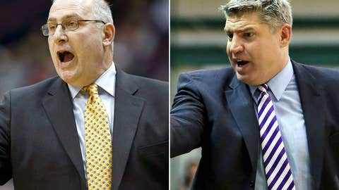 Siena: Mitch Buonaguro (left) out; Jimmy Patsos in