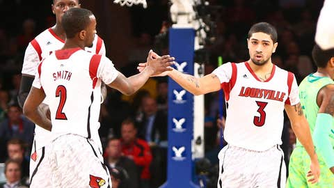 Handling the Louisville guards