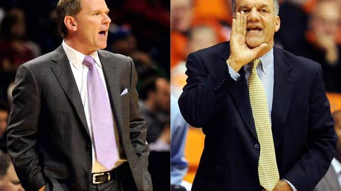 Hofstra: Mo Cassara (left) out; Joe Mihalich in