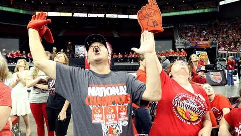 Praise the basketball gods!