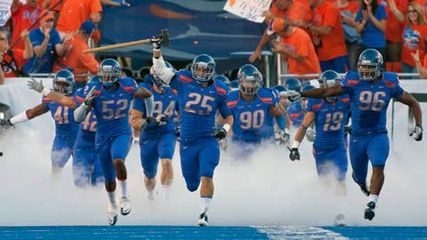 Boise State vs. Hawaii, Nov. 6