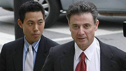 Rick Pitino extortion trial
