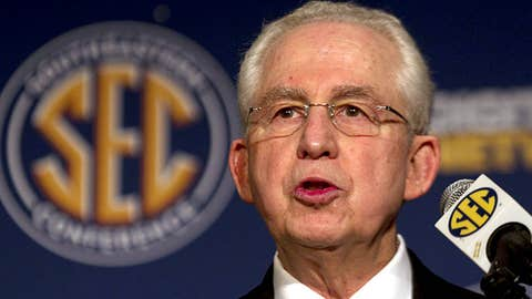 Southeastern Conference Commissioner Mike Slive