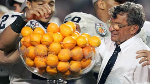 Last — and longest — BCS success