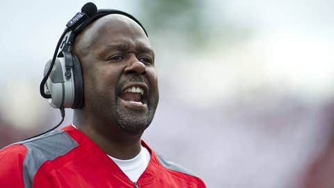 Mike Locksley, New Mexico