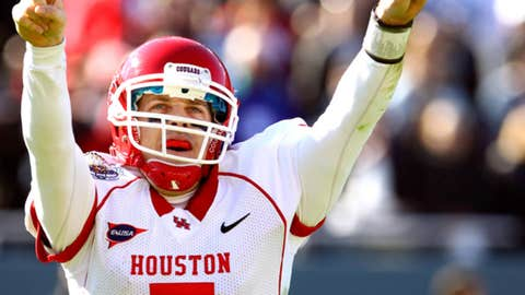 Houston Cougars Case Keenum