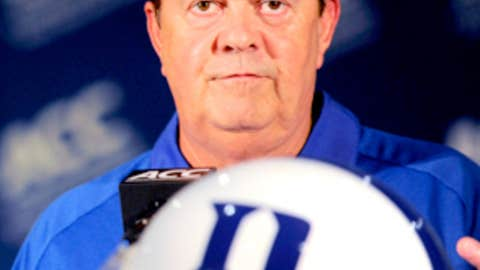 David Cutcliffe, Duke, fifth season (15-33)