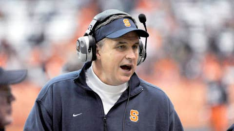 Doug Marrone, Syracuse, third season (17-20)