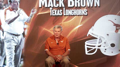 Mack Brown, Texas, 15th season (141–39 record at school)