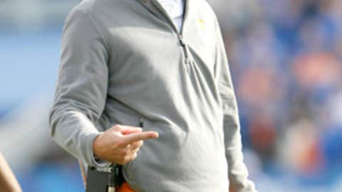 Derek Dooley, Tennessee, third season (11-14)