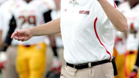 Randy Edsall, Maryland, second season (2-10)