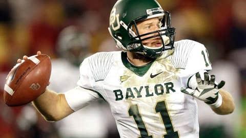 No. 1 Kansas State at Baylor, Saturday, 8 p.m. ET