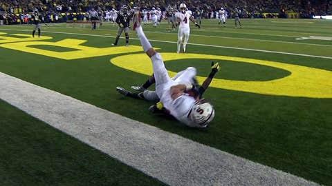 Oregon-Stanford call: Frame-by-frame