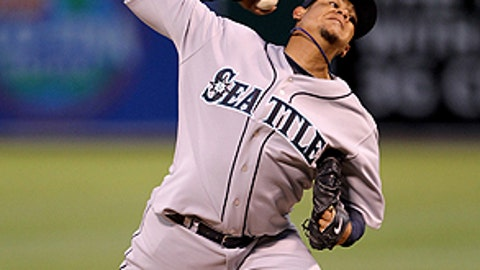 Dud; Felix Hernandez, SP, Seattle