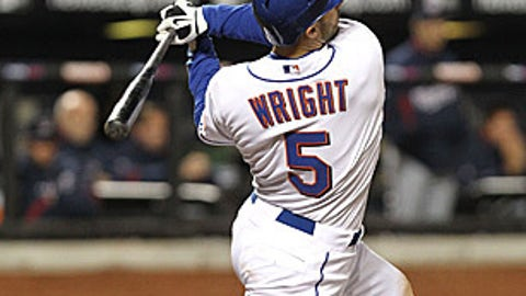 Dud: David Wright, 3B, New York Mets