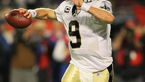 Drew Brees, New Orleans