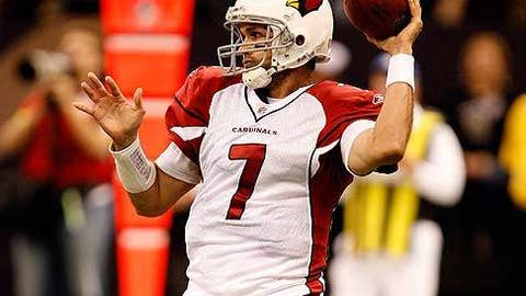 Matt Leinart, Arizona
