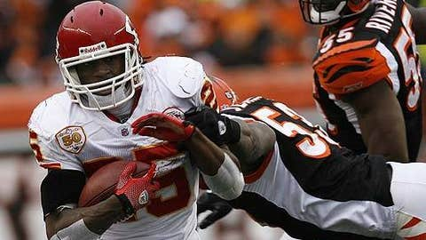 Jamaal Charles, Kansas City