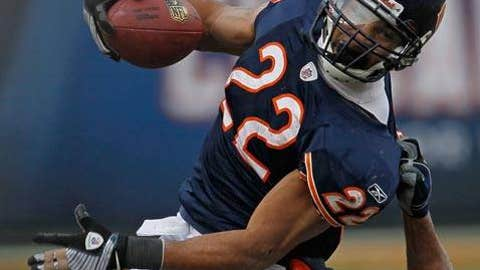 Matt Forte, Chicago