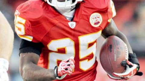 1. Jamaal Charles: Top Fantasy Back