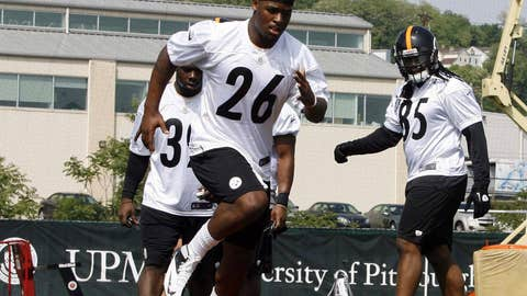 Le'veon Bell, Steelers