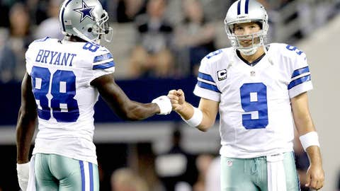 12. Romo and Bryant