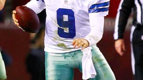 Romo 2012 Fantasy Football Stats