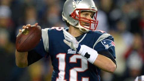 Brady 2012 Fantasy Stats