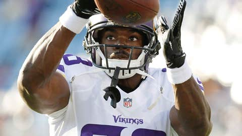 #1 - Adrian Peterson