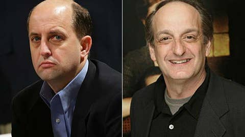 Jeff Van Gundy and David Paymer
