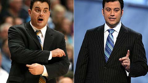 Sean Miller and Jimmy Kimmel