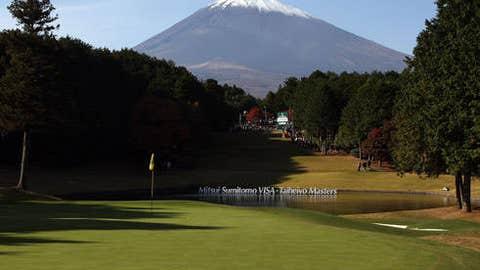 Gotemba Golf Club, Japan