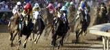 Kentucky Derby action