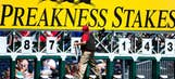 What time is the Preakness Stakes with wagering info on the entire 14-race card