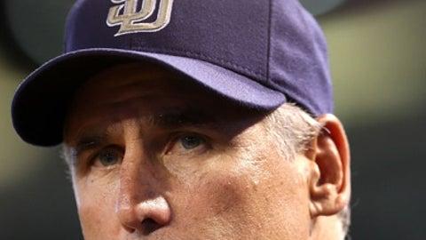 Bud Black, San Diego Padres