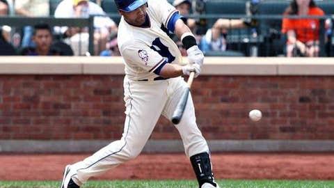 Dodgers – Omir Santos, C, Mets