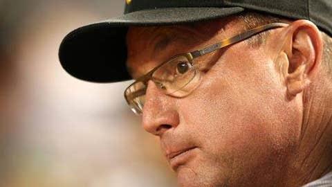 John Russell, Pittsburgh Pirates